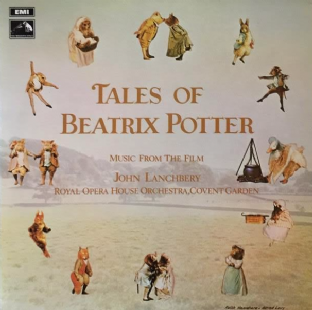 Royal Opera House Orchestra (The) - Music From The Film Tales Of Beatrix Potter (LP) (NM/NM)